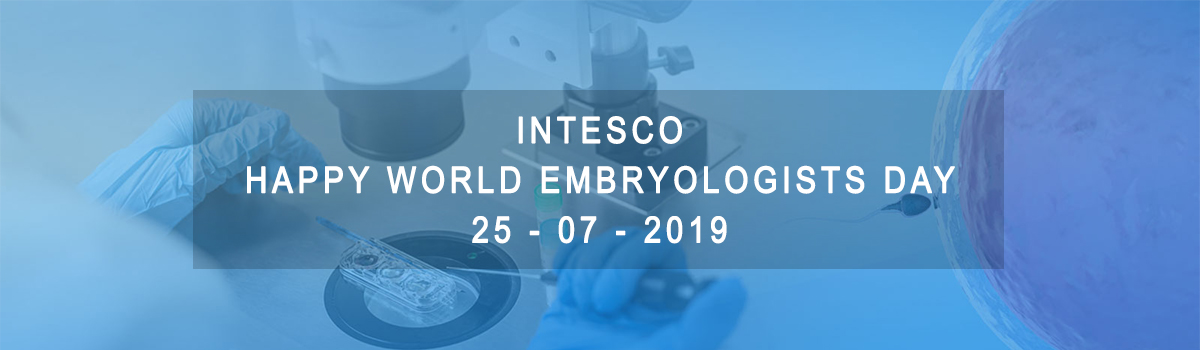 Happy World Embryologists Day 2019